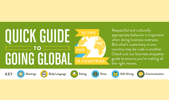 Image: Quick Guide to Going Global 35 Tips for 10 Countries
