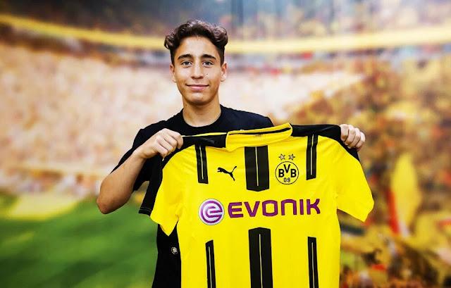 Emre Mor: Conheça a nova aposta do Borussia Dortmund
