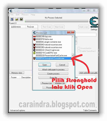 Stronghold 3 gold cheat engine