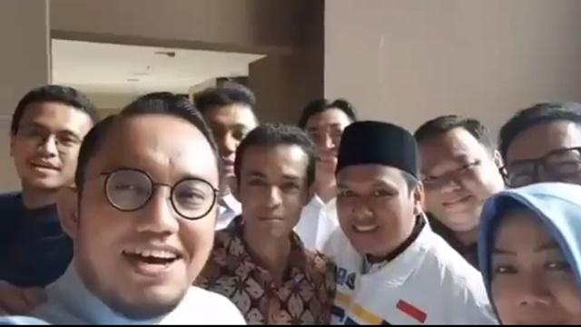Perkuat BPN, Timses Prabowo Gaet Marhaen dan Santri Jateng