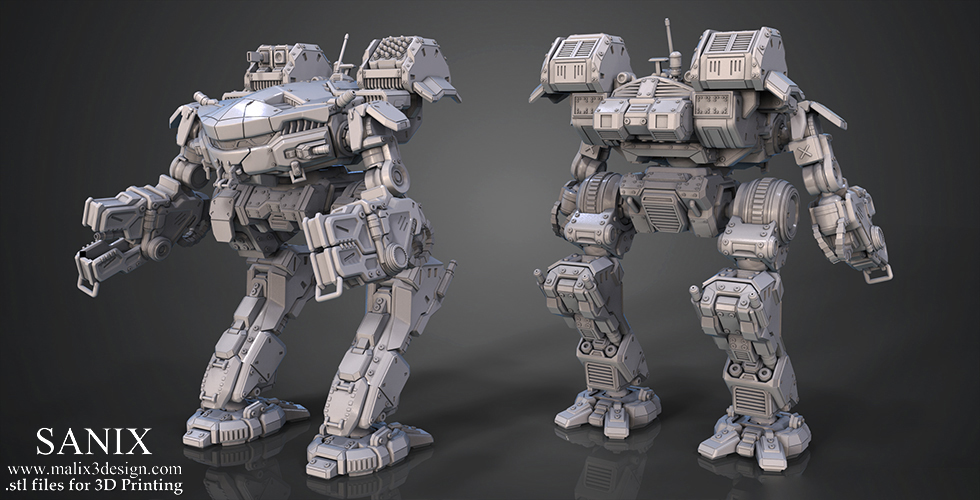 Mechwarrior 3d Models To Print Yeggi Page 2 - Modern Home Revolution