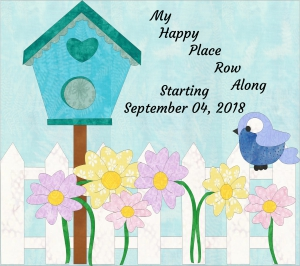 happy place rowalong 2018 button image