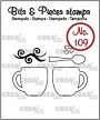 https://www.all4you-wilma.blogspot.com https://www.crealies.nl/detail/2010251/bits-pieces-stempel-stamp-no-1.htm