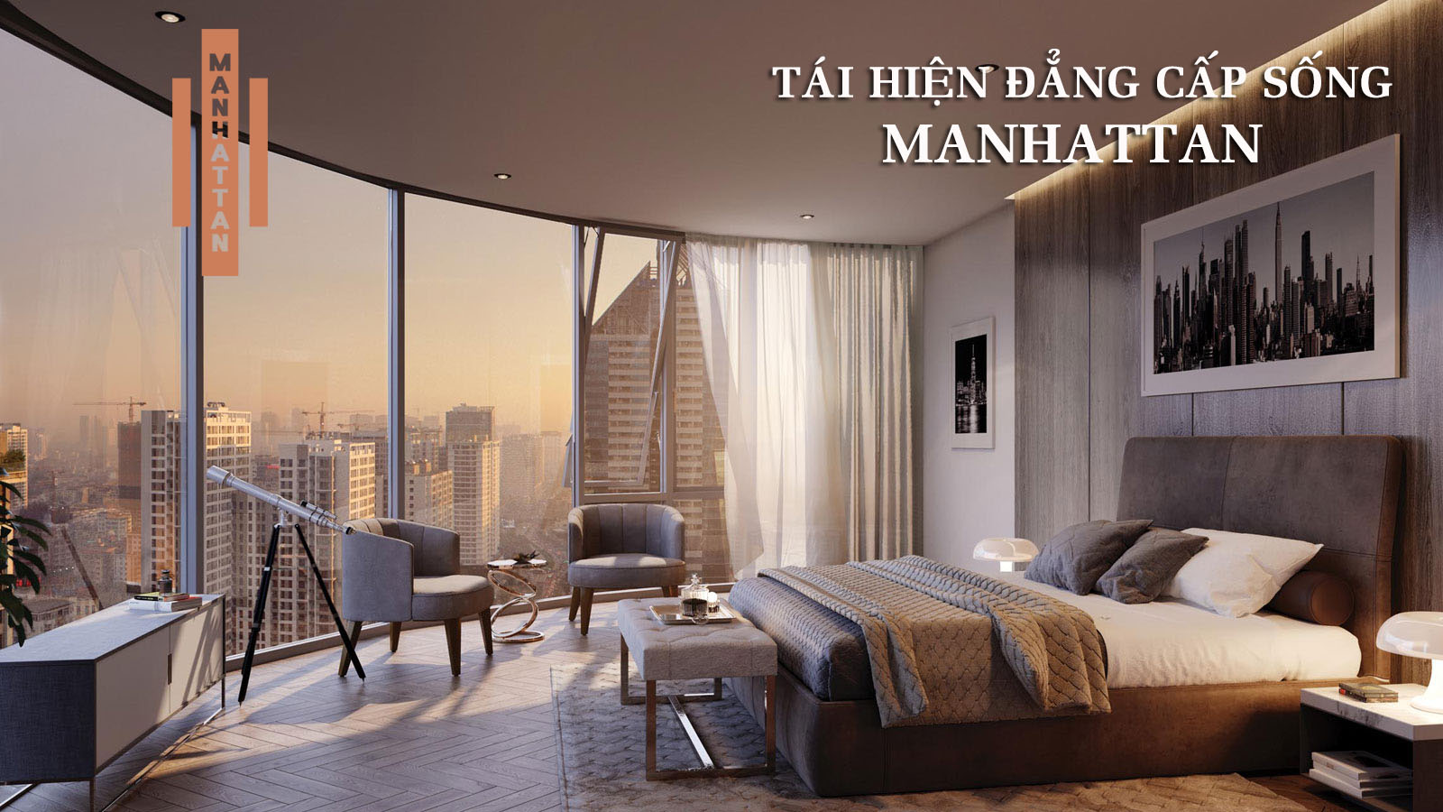 Dự án chung cư Manhattan Tower