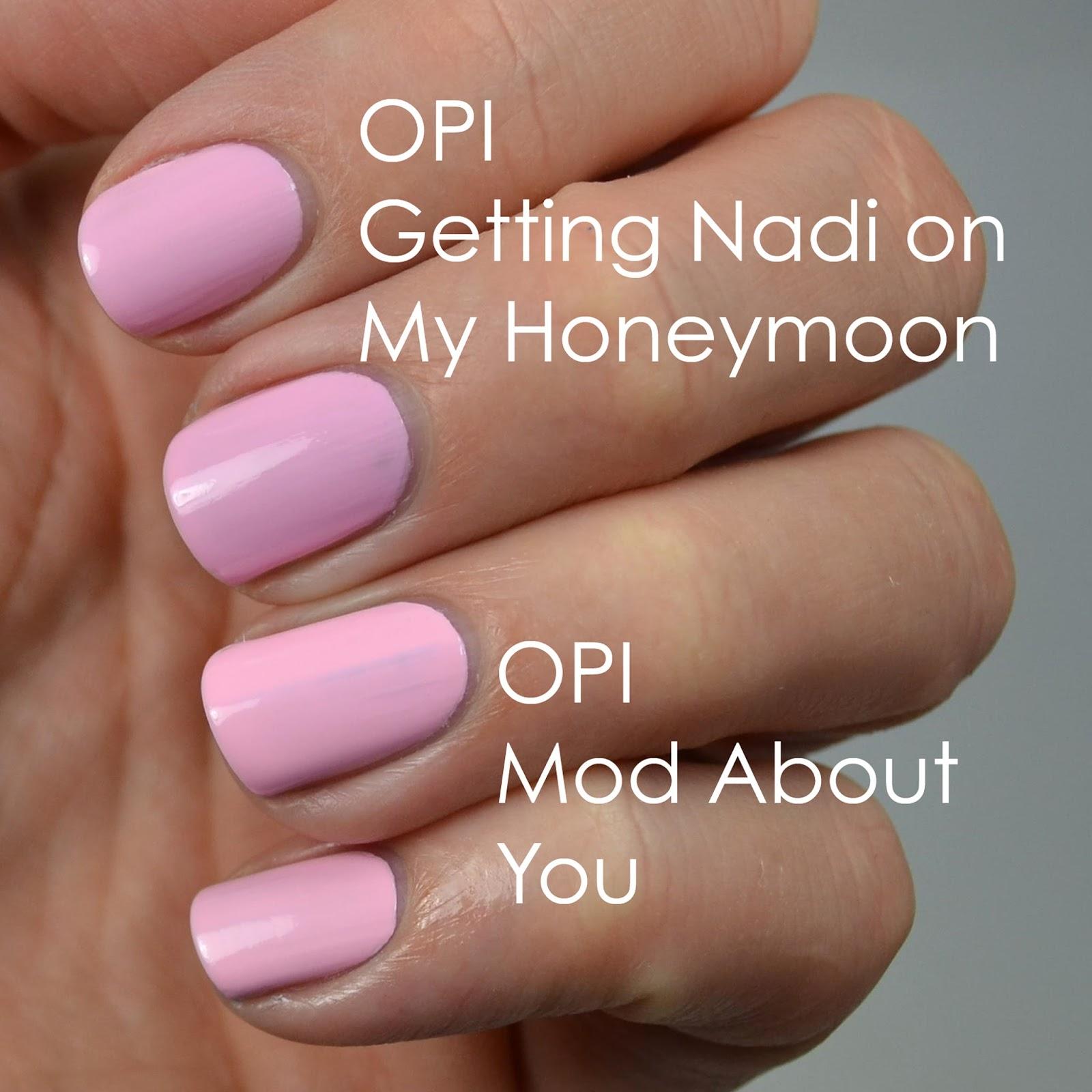 Polish Nail Vs Nail Lacquer