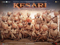 Kesari First Look Poster 2