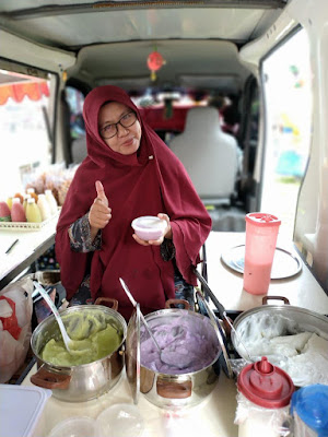 UMKM MAPAN - UKM MAPAN Pancoran Mas Depok Lomba Food Truck