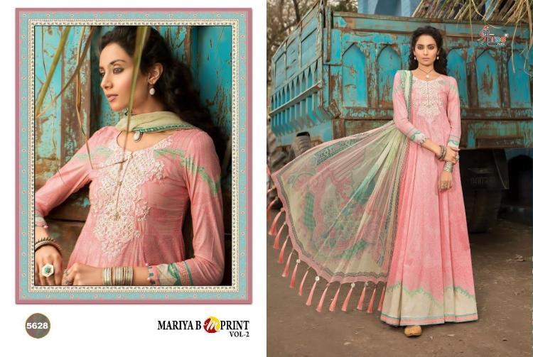 488c3af065 Zeels Creations: Mariya B Mprint Vol.2 Fine Pakistani Style Suits