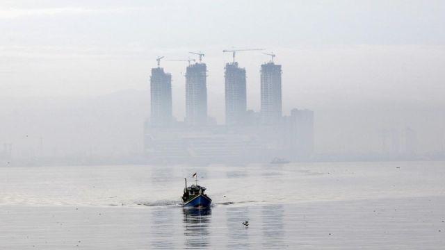 Polutan Mengancam Kota Besar di Indonesia