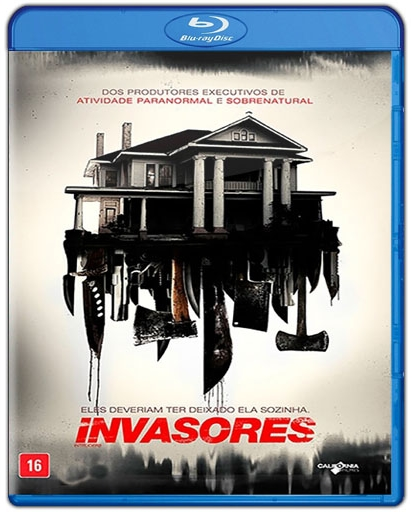 Baixar Invasores AVI Dual Áudio BDRip Torrent