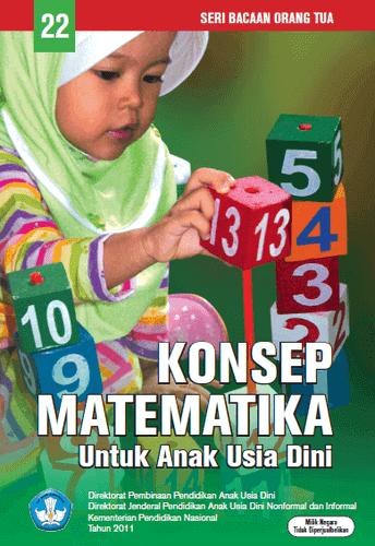 Buku Parenting Konsep Matematika Untuk Anak Usia Dini