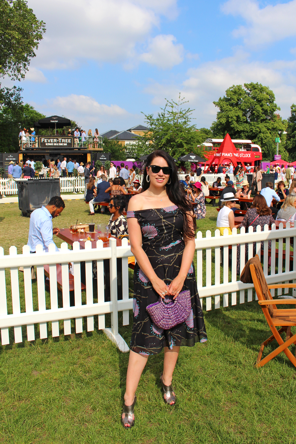 Emma Louise Layla at Polo in the Park 2018 - London lifestyle blog