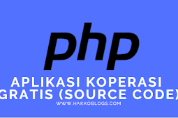 Aplikasi Koperasi Simpan Pinjam Berbasis Web (Full Source Code)