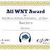 ALL WNY MUSIC AWARD: Best Music Website/Publication - Artvoice
