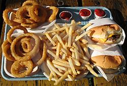 kesihatan kanak-kanak; kentang goreng; kurang sihat; vitamin si kecil