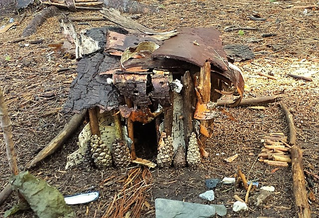 fairy house mackworth island maine