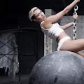 Lirik Lagu MILEY CYRUS - Wrecking Ball