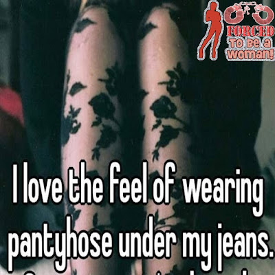 Love the Feeling Sissy TG Caption - Candi's Place - Crossdressing and Sissy Tales and Captioned images