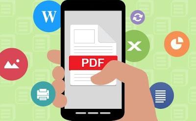 Cara Mengubah Gambar ke File PDF di HP Android
