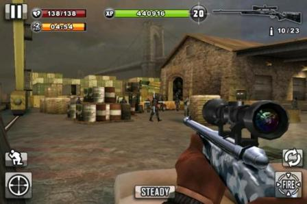 Contract Killer Sniper Mod Apk