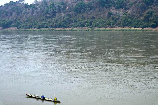 Luang Prabang, Laos - Mekong River