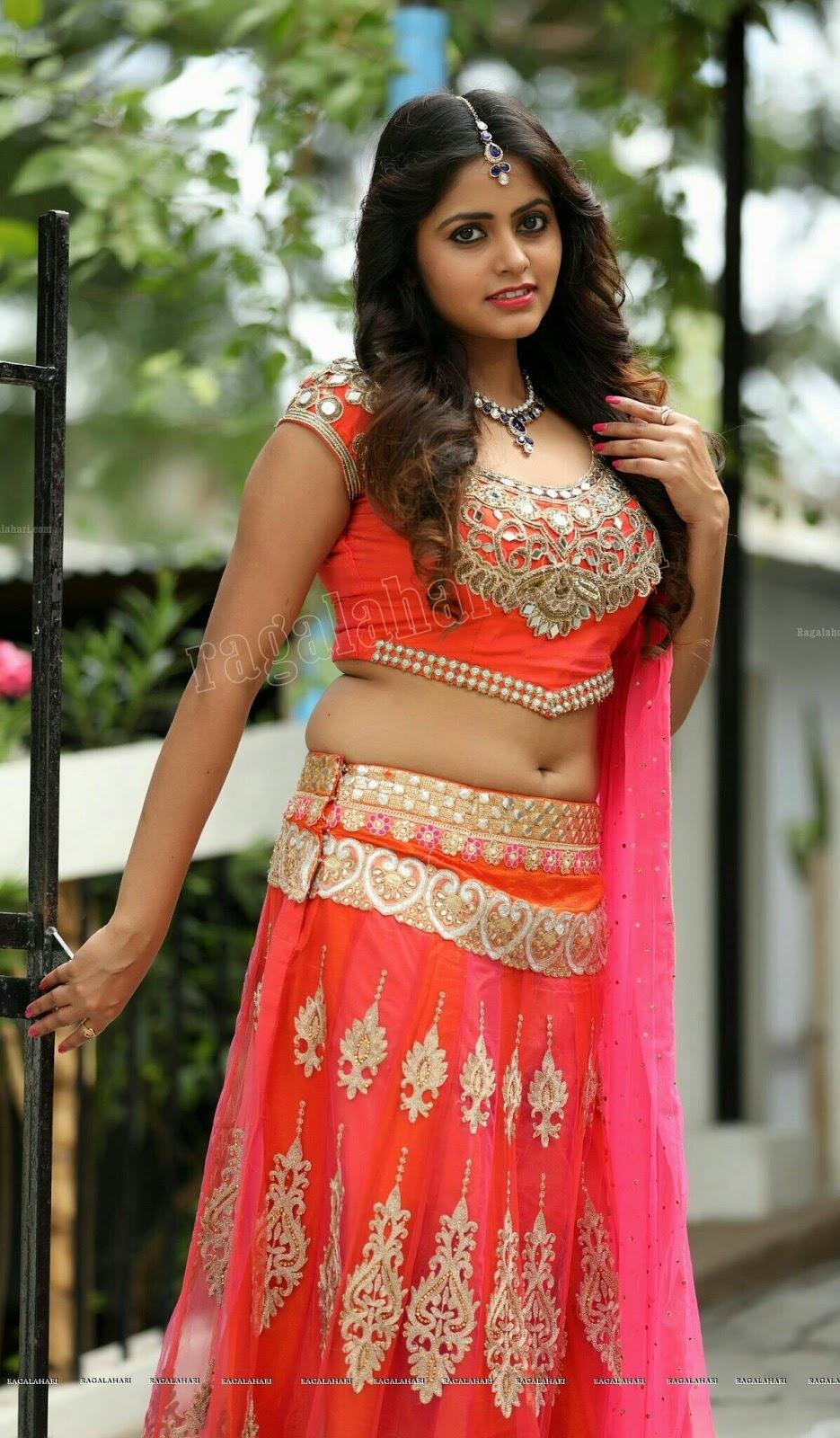 Hot Indian Model Chandrika Ravi Hot Spicy Photos 06
