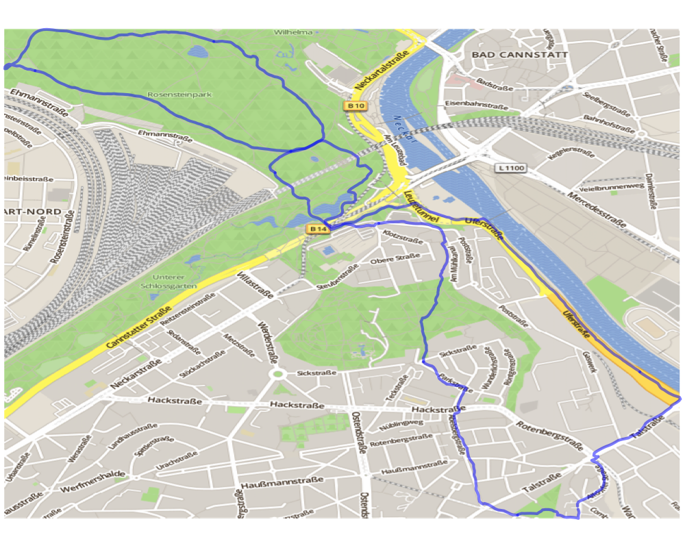 Stay on track: Plotting GPS tracks with R | R-bloggers