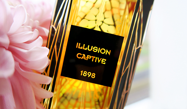 Lalique, Illusion Captive, review