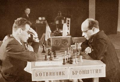 Moscú 1951 – Match Botvinnik-Bronstein por el Campeonato del Mundo de Ajedrez
