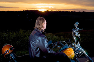 harley davidson sunset rider