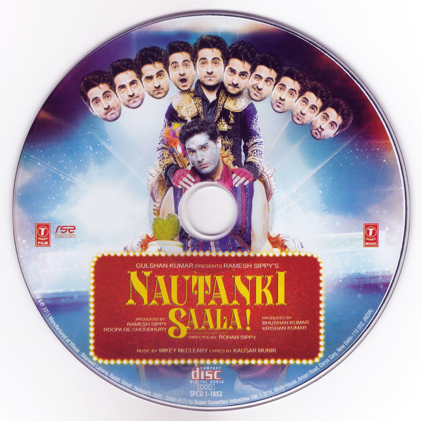 Nautanki Saala [WAV – 2013] | 542 MB |