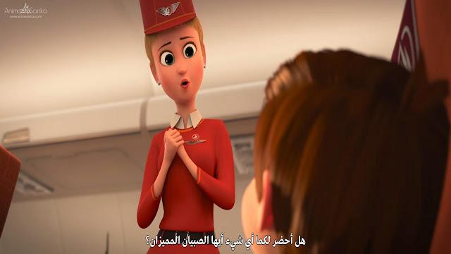 فيلم انيميشن The Boss Baby بلوراي 1080P مترجم اون لاين تحميل و مشاهدة