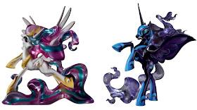 Guardians of Harmony Celestia and Nightmare Moon
