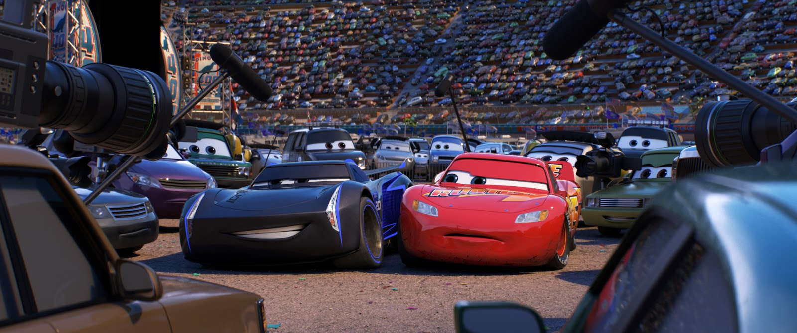 Cars 3 Film Review High Octane Speed Gorgeous Visuals A