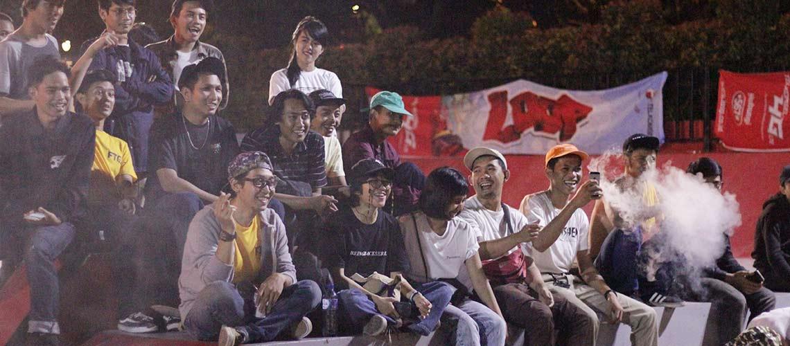 skateboard indonesia bogor