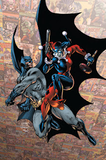 Jim Lee - Batman and Harley Quinn
