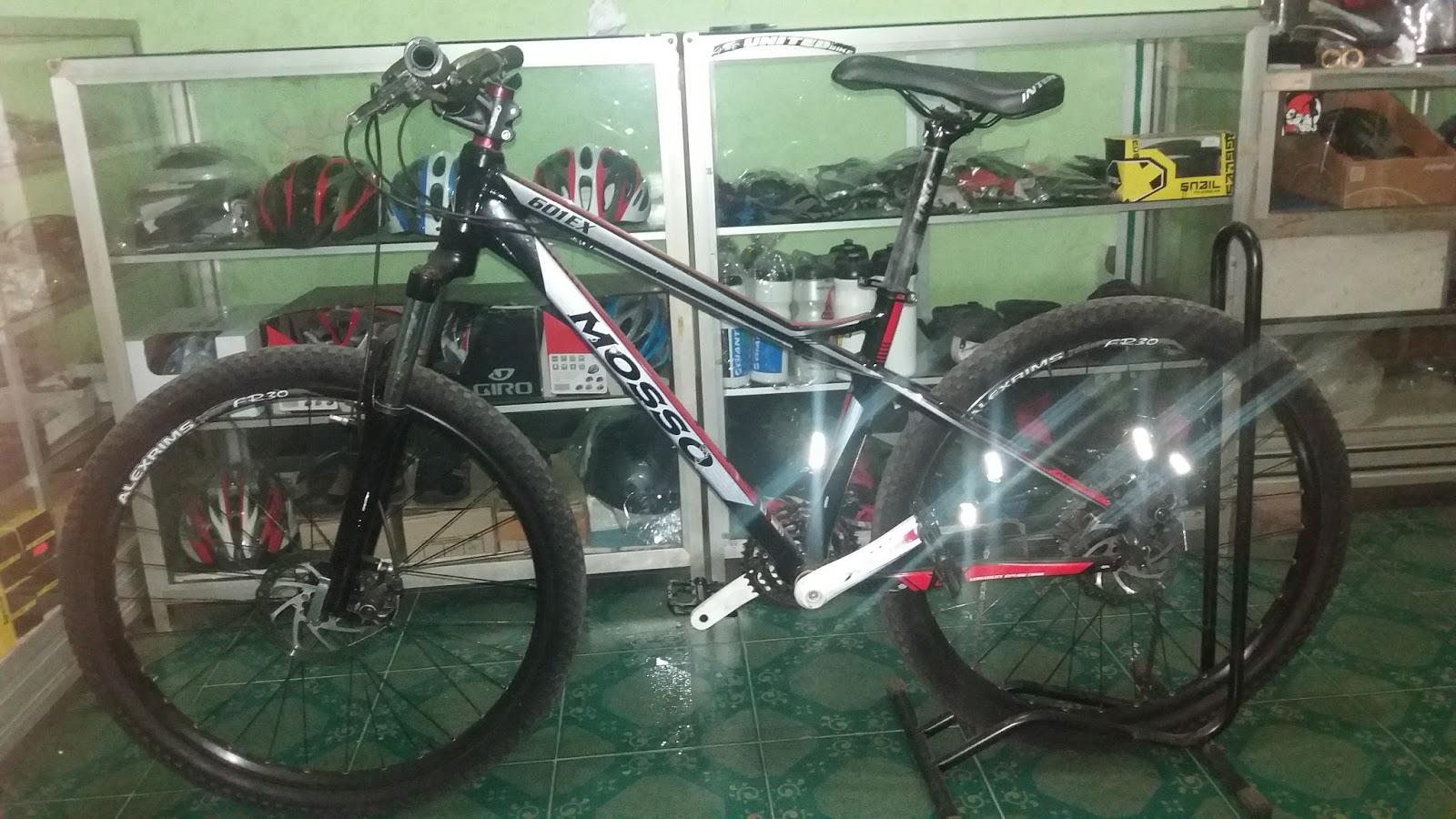 Jual Sepeda Bekas Murah Bagus Mosso 601EX