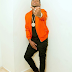 Davido dedicates pic to his haters :)