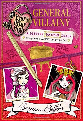 EAH General Villainy: A Destiny Do-Over Diary Media