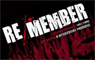 L'arrivée de Re/Member manga ki-oon bd bande-dessinée bdocube blog mangaka scénariste auteur dessinateur illustrateur horreur horrifique édition éditeur publication publié sortie japon japonais