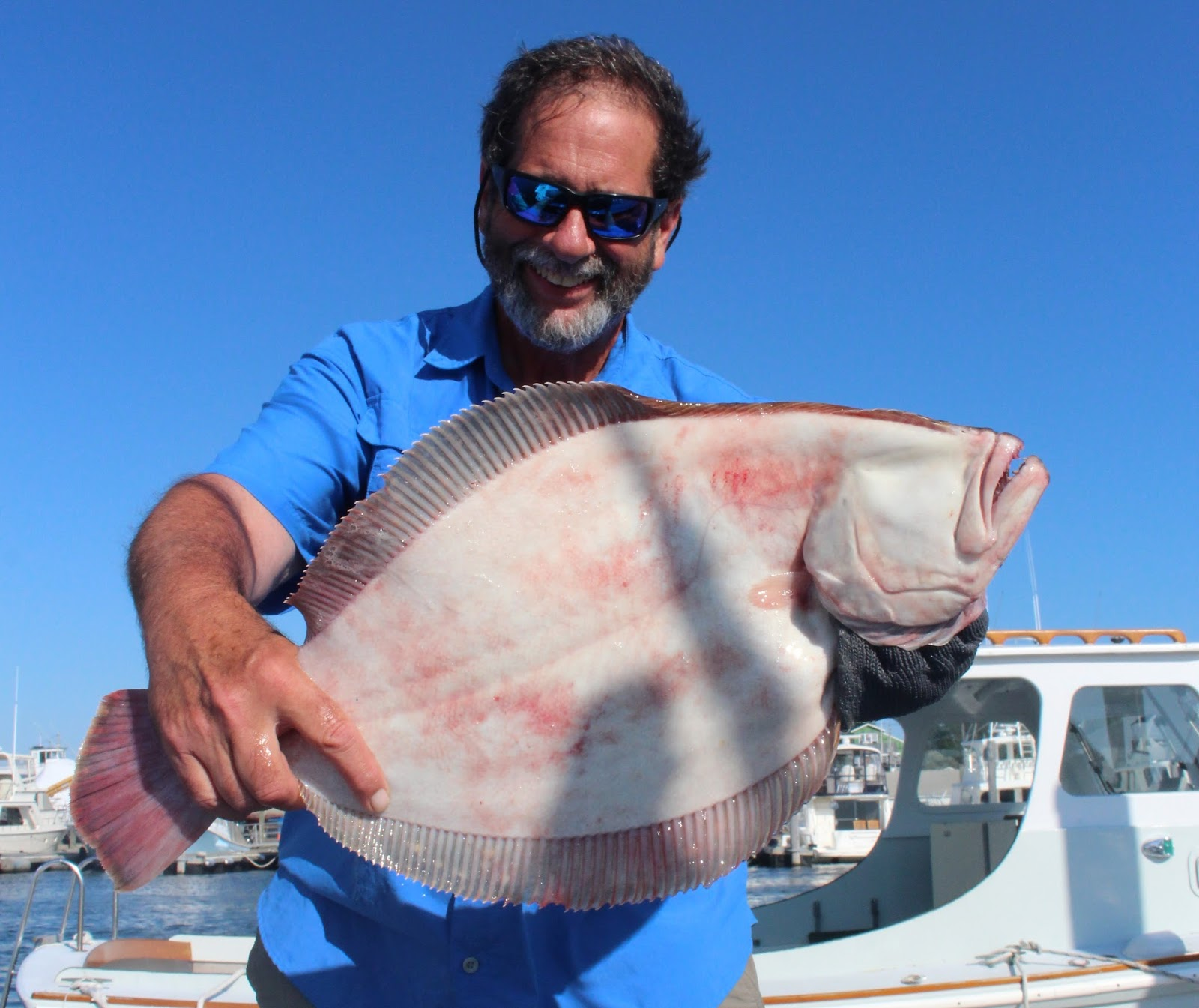 No fluke fishing bottom fishing is family fishing fun for Captain dave s fishing