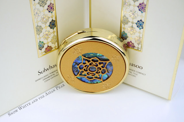 雪花秀 Limited Edition 2004 Shine Classic Powder Compact