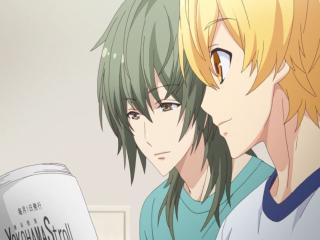 Assistir Tsukiuta: The Animation - Episódio 01 Online