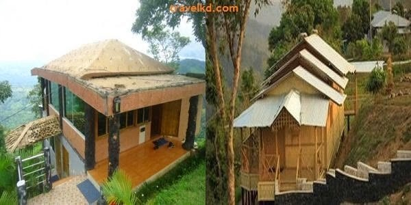 Cottages of Nilgiri in Bandarban