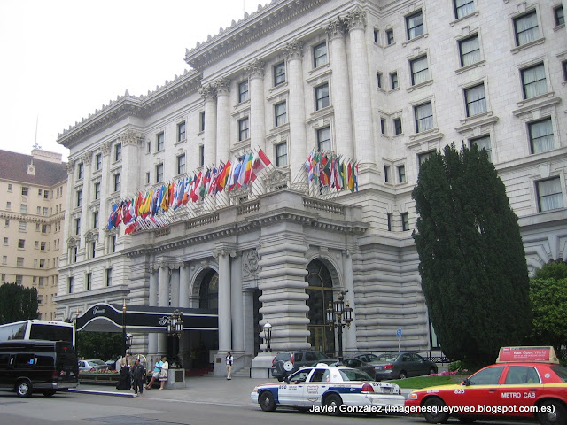 San Francisco - Hotel Fairmont