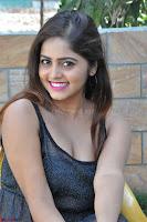 Pragya Nayan New Fresh Telugu Actress Stunning Transparent Black Deep neck Dress ~  Exclusive Galleries 063.jpg