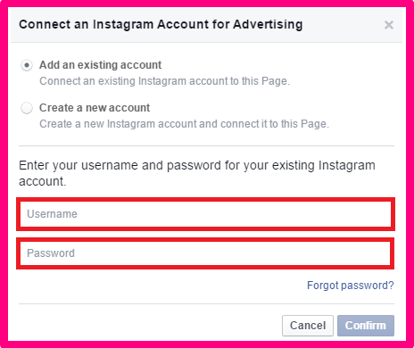 How To Connect Instagram To Facebook Page