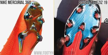 9ca633715 Next-Gen Adidas Nemeziz 19 Two Plate Construction Stolen From Nike  Mercurial 360