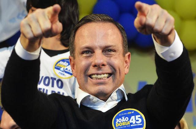 52 por cento dos brasileiros reprovam Doria