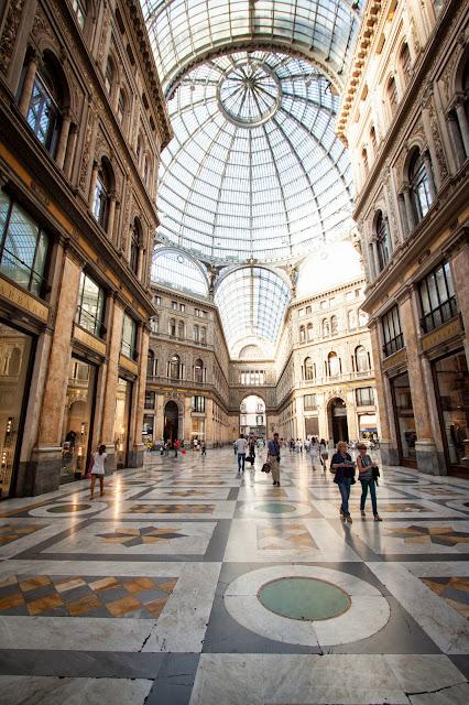 Galleria Umberto I-Napoli